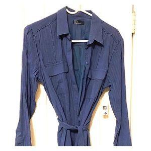 NWT Gap linen dress